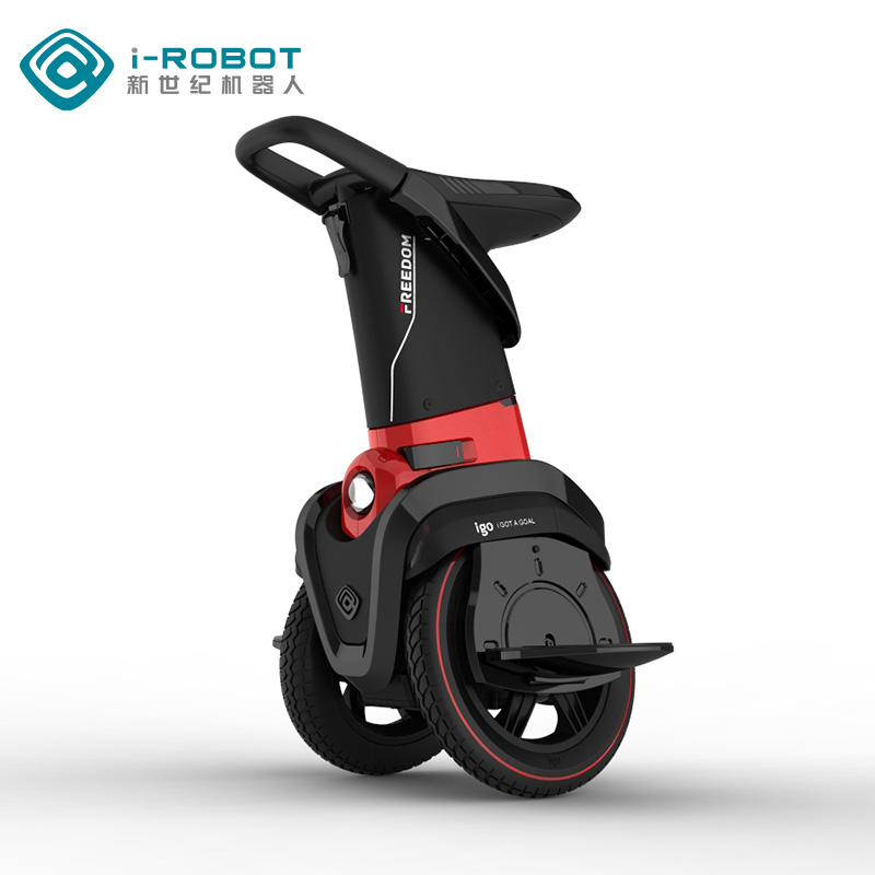 I-ROBOT-GO two wheels balancing vehicle Stand and sit adult foldable electric scooter self-banlance Body feeling vehicle self balancing two wheeled robot