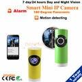 180 Graus Da Câmera de rede 1.0MP 720 P IP Cam Quad Vista Panorâmica Fisheye CCTV IR Night Vision Segurança Vigilância Início sistema
