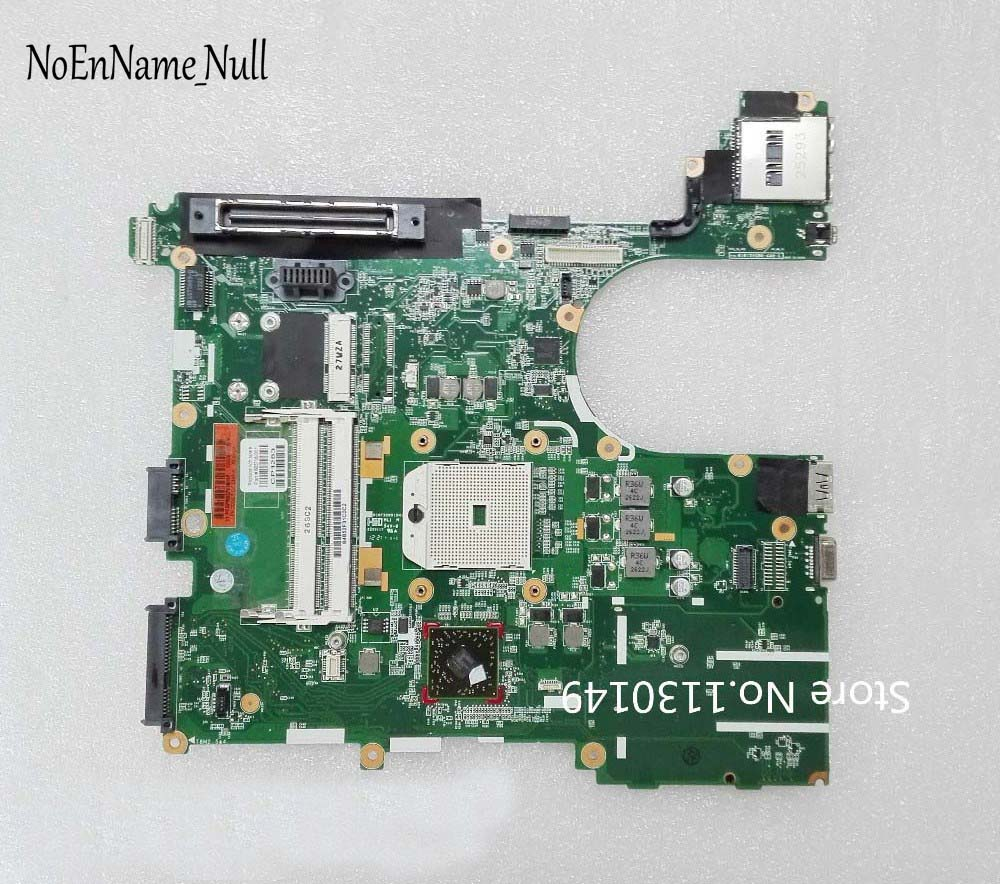 Free shipping 665718-001 for HP 6560B 8560P laptop motherboard. DDR3.Fully tested.