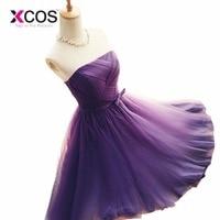 Cheap Grey Graduation Dress Sexy Dark Purple Short Tight Homecoming Dresses 2016 8th Grade Prom Dresses