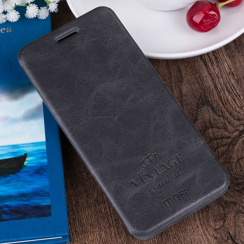 Mofi For Asus ZenFone 2 Laser ZE500KL 5 inch Case Hight Qaulity Luxury Flip Leather Cover For Asus ZenFone 2 Laser ZE500KL