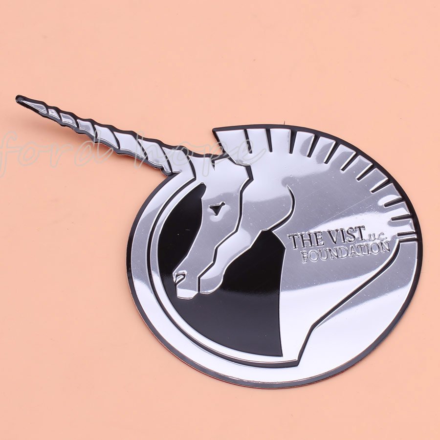 For most car truck motorcycles 3d refitting aluminum car blade for most car truck motorcycles 3d refitting aluminum car blade decal sticker badge unicorn horse emblem black universal fit in car stickers from automobiles biocorpaavc Gallery