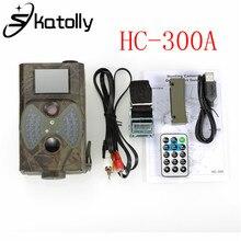 Skatolly HC300 HC-300A Extérieure Scoutisme Chasse Caméra 12MP HD 940NM Infrarouge Faune Nuit Vision IR Trail Caméra