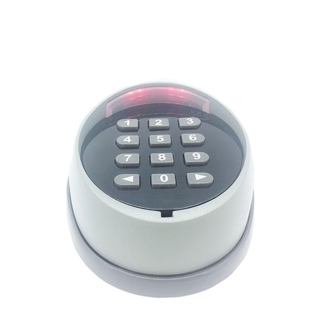 433.92MHZ Access Control password Multi Function Wireless Keypad (garage door opener,gate opener, no battery)433.92MHZ Access Control password Multi Function Wireless Keypad (garage door opener,gate opener, no battery)