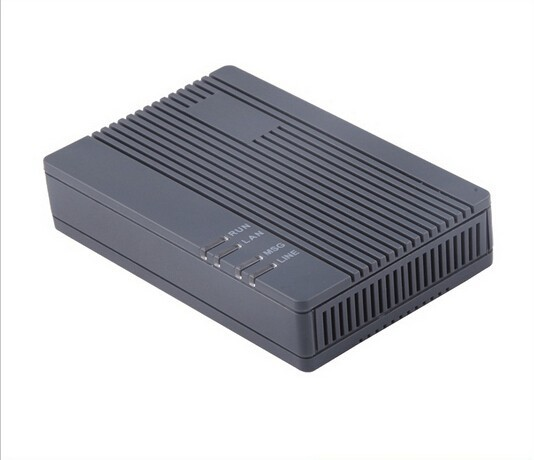 US $40 72 18% OFF|2018 FXS VoIP Gateway HT 912T H 323 Two T Ethernet Ports  NAT high performance and cost efficient VoIP Analog Termianl Adapter-in