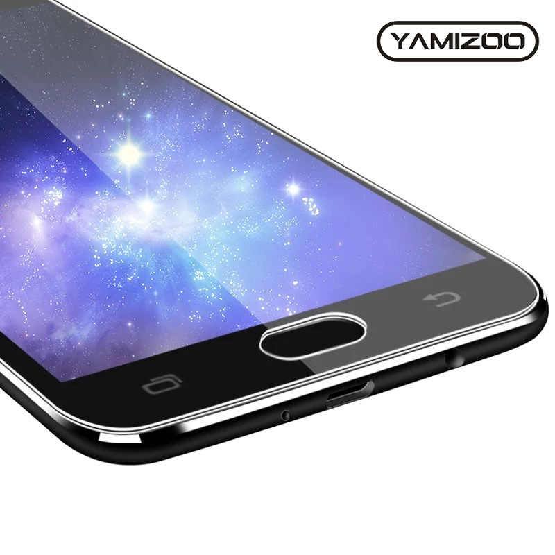 YAMIZOO For Samsung Galaxy j3 j5 j7 Pro 2016 2017 Tempered Glass Screen  Protector j4 j2 Prime j6 2018 Glass For Samsung j7 Film