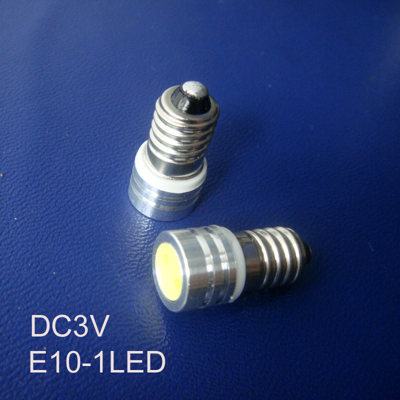 High quality DC3V E10 Led Instrument Light,Led Warning Light ,E10 Led Indicator Light,Led Pilot Lamp free shipping 100pcs/lot
