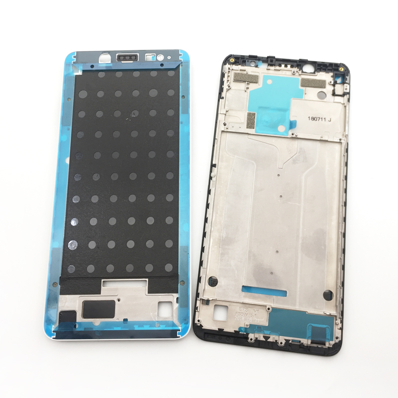 LCD Supporting Middle Frame Front Bezel Housing Cover For Xiaomi Redmi Note 5 Repair PartLCD Supporting Middle Frame Front Bezel Housing Cover For Xiaomi Redmi Note 5 Repair Part