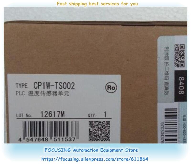 New Original CP1W-TS002 Temperature Sensor 1 YEAR WarrantyNew Original CP1W-TS002 Temperature Sensor 1 YEAR Warranty