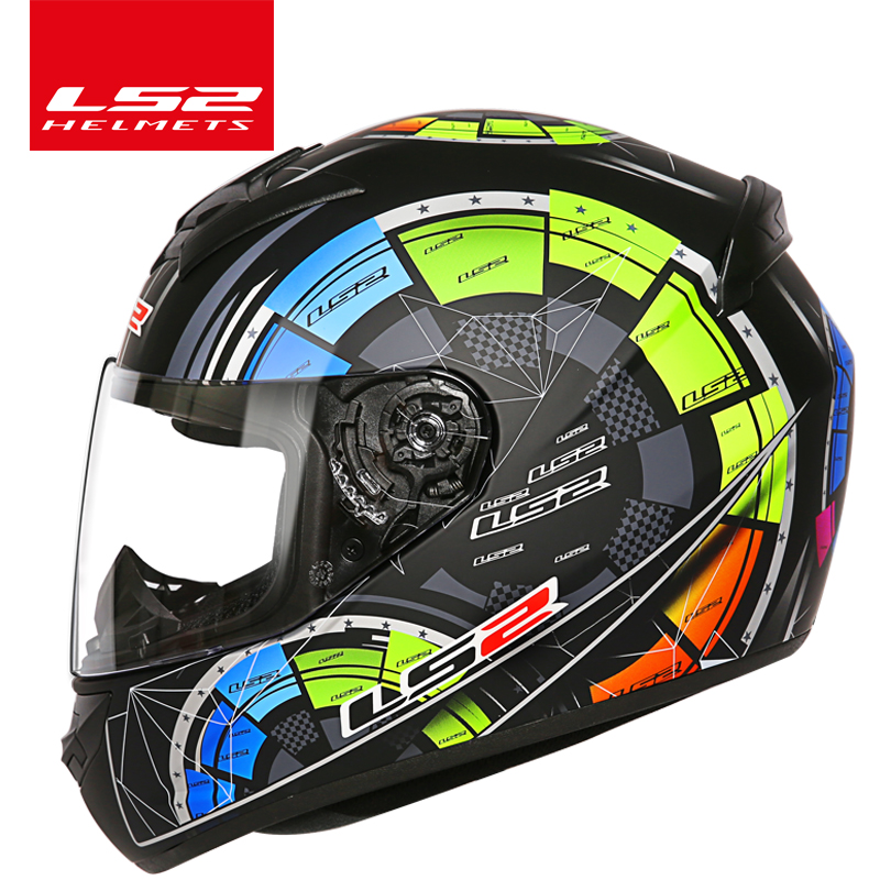 LS2 FF352 full face motorcycle helmet Urban motorbike racing Helmets scooter jet helmet casco moto capacete mens motorcycle helm nenki motorcycle helmets motocross racing helmet motorbike full face helmet capacete de moto for men and women 13 color