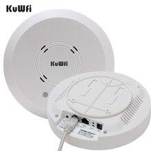 Roueur sans fil haute puissance 300 Mbps sans fil plafond AP routeur répéteur WIFI amplificateur de Signal avec adaptateur 24 V POE