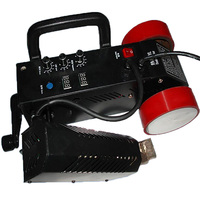1 шт. тепла фуганок ПВХ flex баннер сварочный аппарат для растворителя воды принтер Splicers/разбрасыватель/спринклерной/брезент сварщик