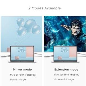 Image 3 - Адаптер USB 3,1 Type C USB C To VGA, адаптер HDMI 4K 30 Гц для нового Macbook Pro/ Chromebook Pix