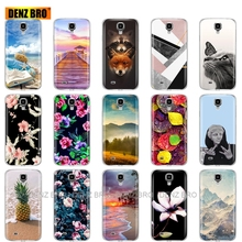 soft Silicone Case For Samsung Galaxy S4 i9500 Cases TPU Cover For Samsung S4 Phone shell  da Hoesje Protective For S 4