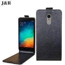 Бренд JR крышка для Xiaomi Hongmi Pro 5.5 дюймов Высокое качество искусственная кожа флип Вертикальная телефона смартфон Fundas 9 Цвета