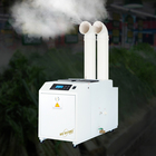 SM-09B Industrial ultrasonic humidifier Atomization mute humidification machine Commercial humidifier for basement workshop