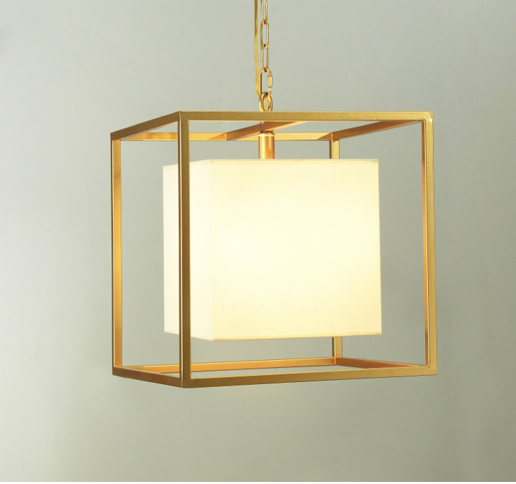 outlets custom American style minimalist dining Pendant Lights golden Mediterranean study corridors entranc LU628 ZL449