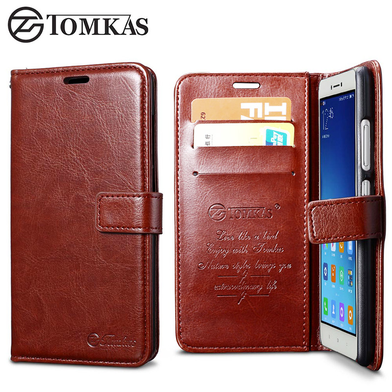 Case For Xiaomi Redmi Note 4 Wallet Flip Style Broncos PU Leather Cover With Card Holders For Xioami Note4 4G Phone