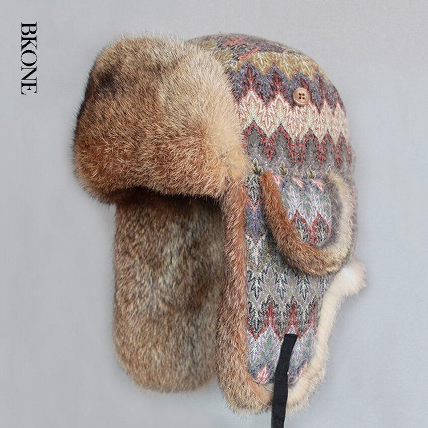 High Quality Fashion New Children Design Caps Twist Pattern Winter