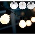 20 LED 16ft/5 m Globo Dective Luces de Cadena Bola de Luz Al Aire Libre de Interior Luz Para Jardín Fiesta de Navidad de La Boda Año nuevo