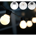 20 LED 16ft/5m Globe Dective String Lights Ball Light Indoor Outdoor Light For Garden Party Christmas Wedding New Year