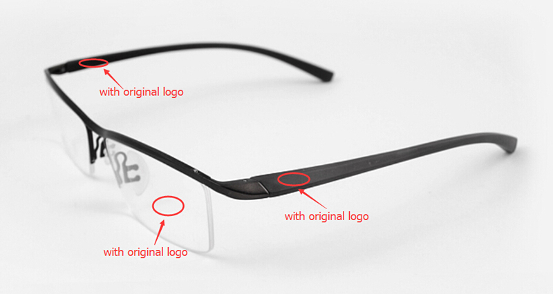 aliexpresscom buy 2015 original germany brand men eye glasses frame model p8218 rimless eyeglasses frames men reading myopia glasses frame eyewear from