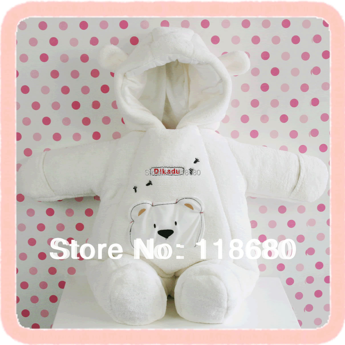 Free shipping new 2014 autumn Winter romper baby clothing thick warm newborn overall baby boy / girl cotton rompers baby wear new 2014 autumn winter baby