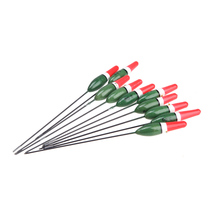 10Pcs 16cm 3g Fishing Floats Paulownia Wood Fish Fishing Tackle Float Fishing Tools