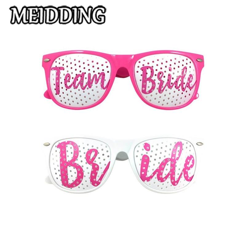 Meidding boda Gafas de sol equipo nupcial temática novedad glasse ...
