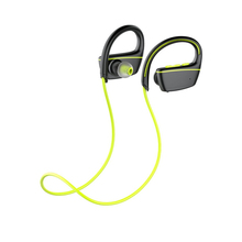 Aibesser IPX7 à prova d' água esporte fone de ouvido bluetooth fone de ouvido fones de ouvido estéreo de Alta Fidelidade 1080 p resistente à água para a natação correndo chuveiro