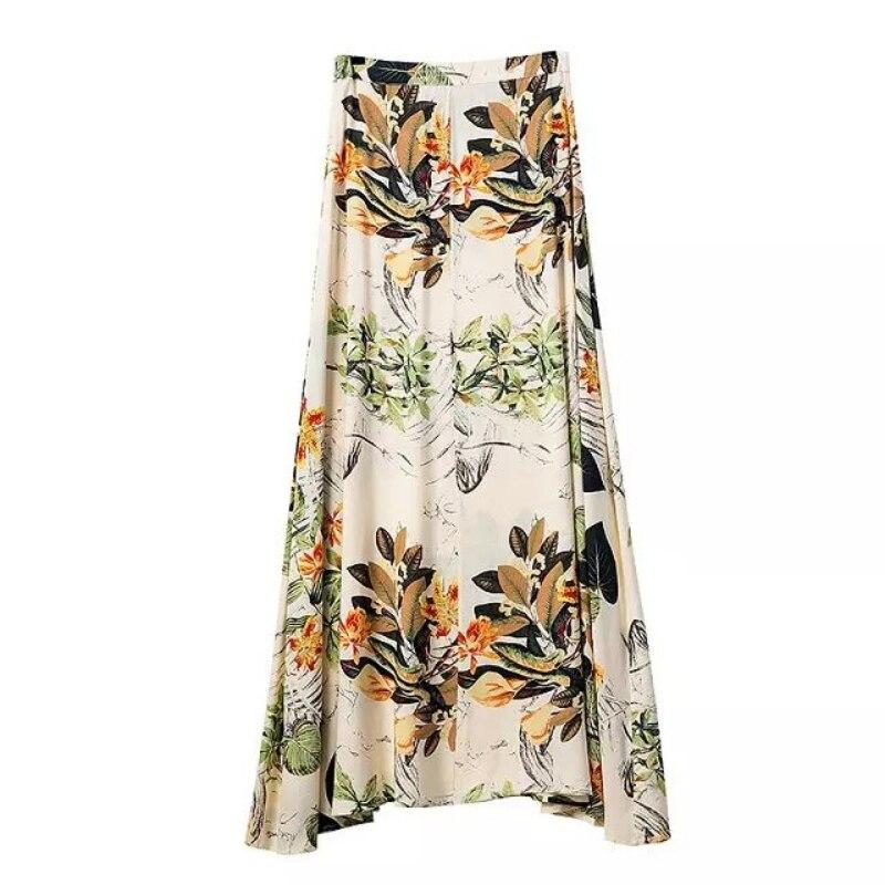 Beach party vestidos de las mujeres de señora summer long maxi dress fashion sexy cross sin respaldo de espalda escotada de la impresión floral vestido 2 unids/set