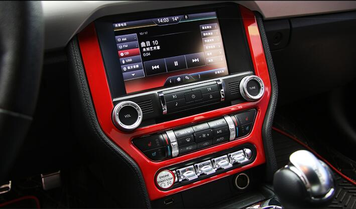 Buy Car Interior Accessories For Ford Mustang 2015 2016 2017 Car Sticker From