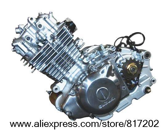 BRAND NEW MOTORCYCLE GN250 GN 250 ENGINE COMPLETE in