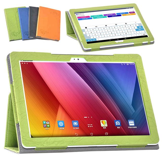 Aleta da tampa do caso para Teclast T984G 4G 10.1 polegada tablet Acessórios capa magnetic stand case proteção shell + tela protetor