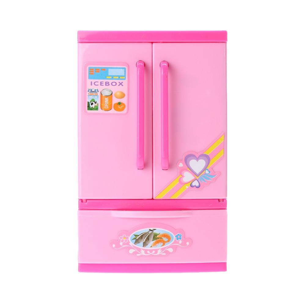 Kühlschrank toys kinder kunststoff pretend rolle play kühlschrank ...