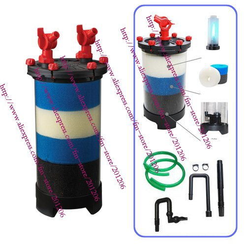 Odyssea wholesale aquarium fish tank external canister for Outdoor fish tank filter