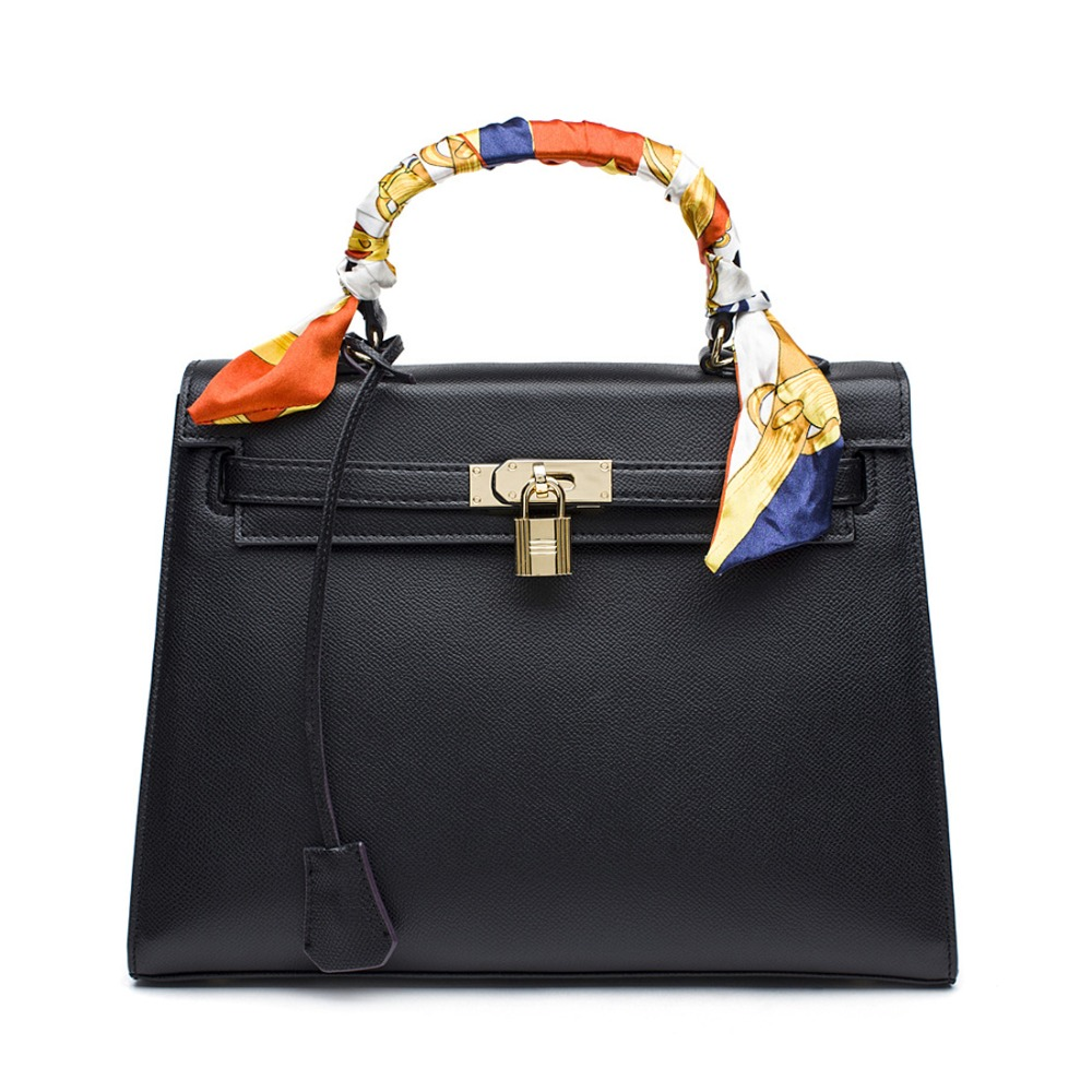 ZENTEII Women Genuine Leather Shoulder Bag цена