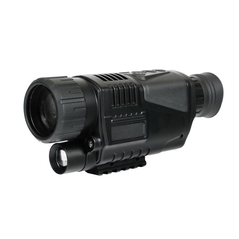 Infrarouge Dispositif de Vision Nocturne Télescope Militaire Numérique Monoculaire HD Puissant Vue Jour Nuit Vision pour La Chasse Tactique