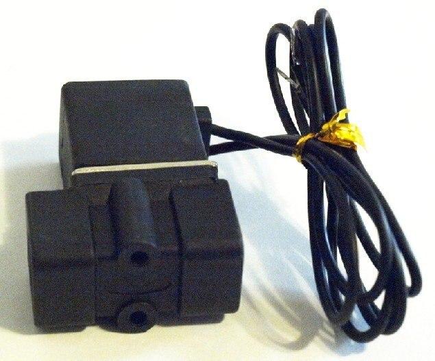10 шт. 1/8 ''Размер инженерный пластик мини Соленоидный клапан 2P025-06 110VAC