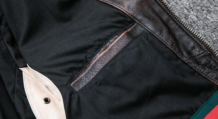 HTB17CMdlk7mBKNjSZFyq6zydFXar MAPLESTEED Brand Amekaji Motor Biker Style Men Leather Jacket Black Red Brown Cowhide Vintage Jackets Men Winter Coat 5XL M100