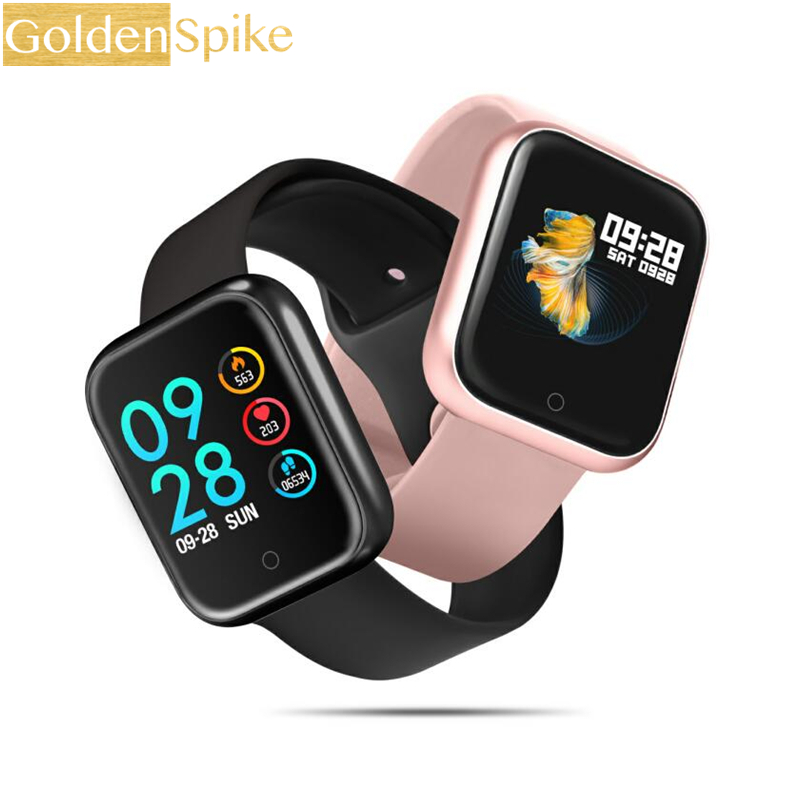 P70 Smartwatch waterproof Women Smart Watch With Heart Rate Monitor Blood Pressure Blood Oxygen Sport Activity Tracker Fitness(China)