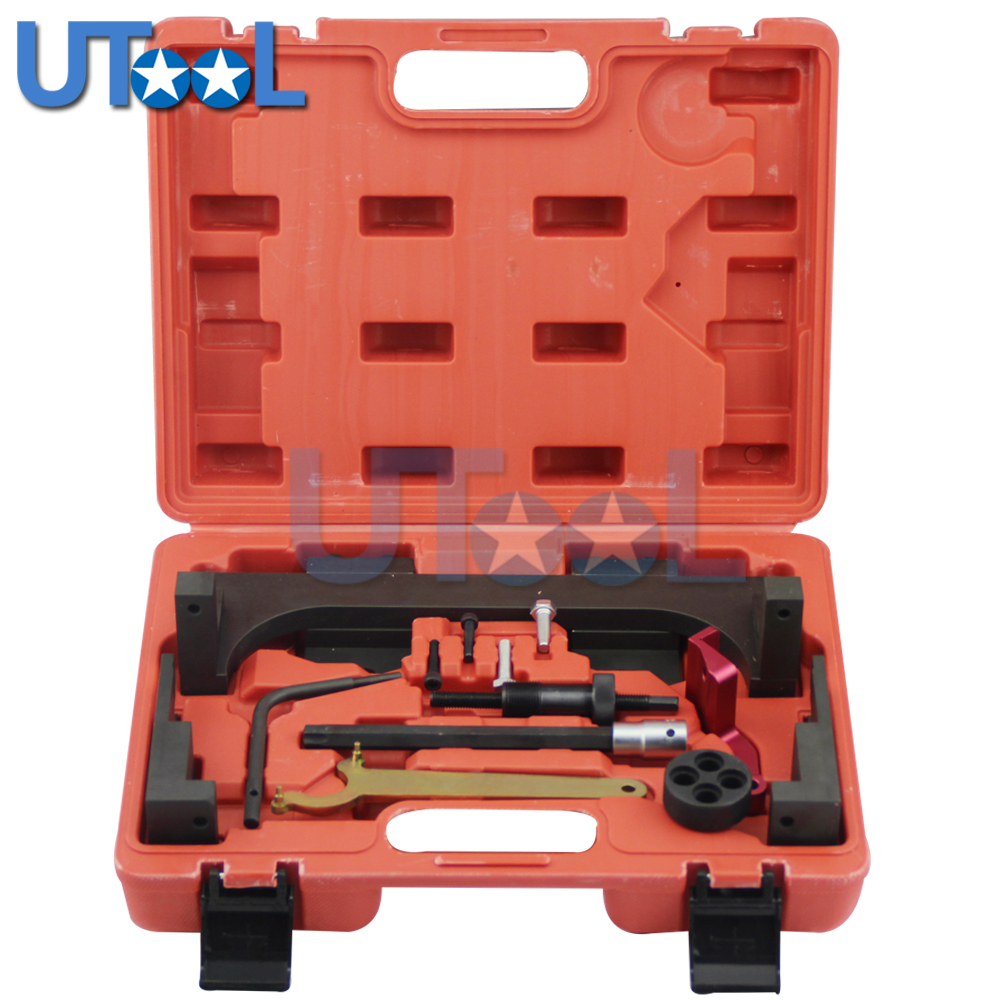 US $405 0 10% OFF|UTOOL Engine Timing Tool Set For BMW B38 B48 B58 Camshaft  & Variable Camshaft Timing Unit Installer Remover Kit-in Engine Care from