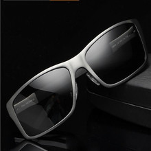 oculos de sol feminino high-grade aluminum magnesium Polarized men sunglasses leisure travel driving glasses sunglasses