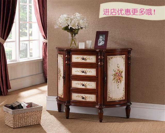 Muebles de dormitorio mesita de noche pecho de cajones de madera ...