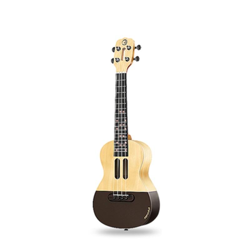 Ice Cream Design of  Acoustic Ukulele 23 Inch 18 Frets Uke Hawaiian Guitar 4 Strings Guitar Music Instrument lehiste bibliotheca phonetica some acoustic characteristics of dysarthric speech