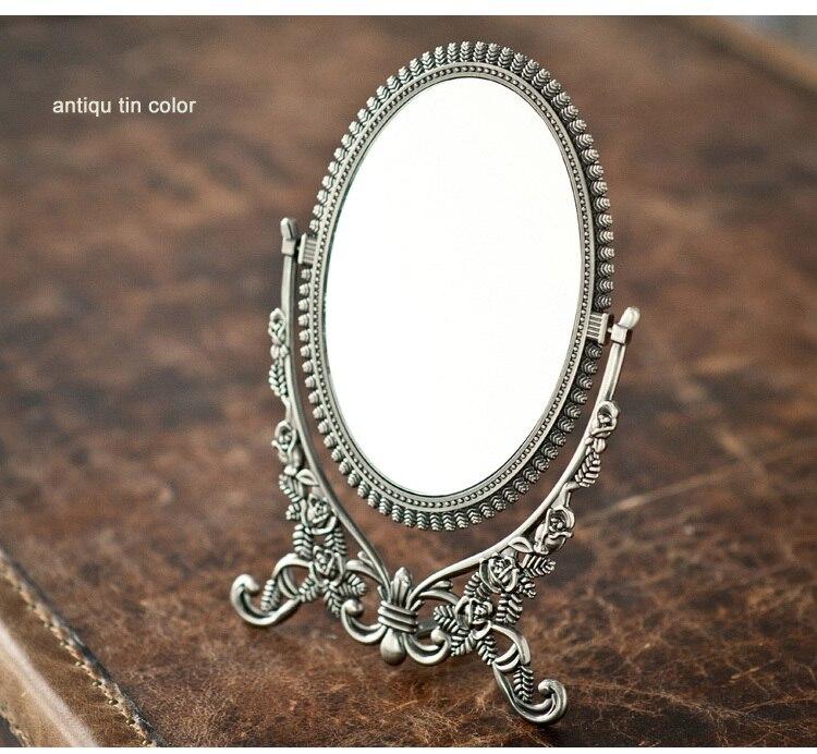 Espejos antiguos de lata compra lotes baratos de espejos for Compra de espejos