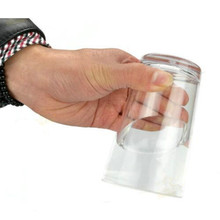 Surprise Hydrostatic Cup Magic Tricks,Hunging Water in the Cup Stage Magic Tricks Props,Easy to Play