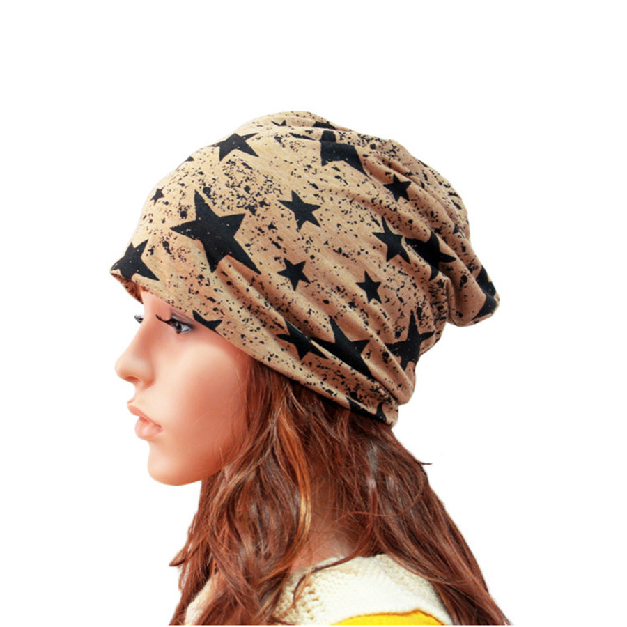 Unisex Women Men Note Five Hip hop Baggy Beanie Hat Cool Dance Cotton Blend  Cap-in Skullies   Beanies from Apparel Accessories on Aliexpress.com  cc75191b496e