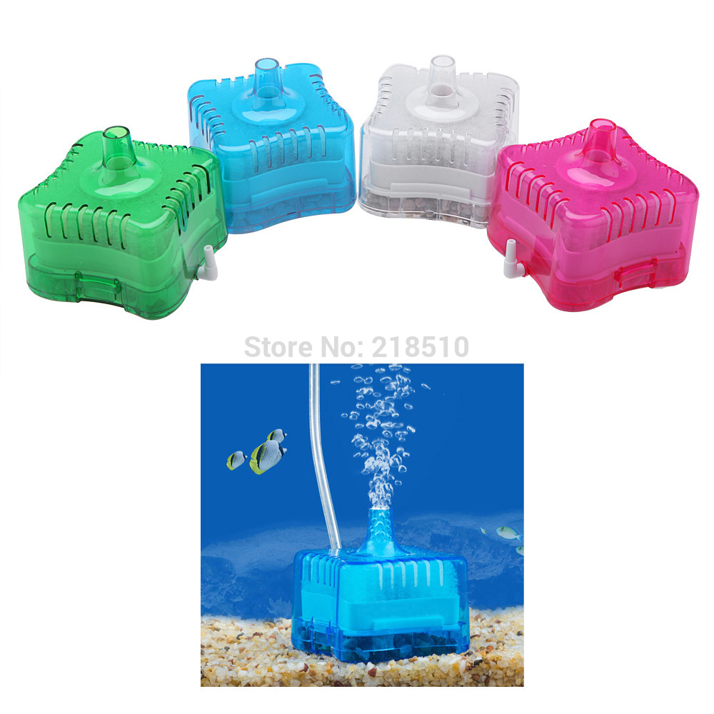 Pink fish tank aquarium with filter - Super Pneumatic Biochemical Activated Carbon Filter For Aquarium Fish Tank Aquariums Accessories China Mainland
