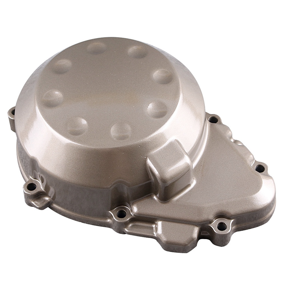 цены For Kawasaki Z 750 Z750 Stator Engine Crank Case Cover 2003 2004 2005 2006 Motorcycle Parts CNC Aluminum
